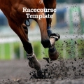Racecourse Template for Haydock (19 January 2019)