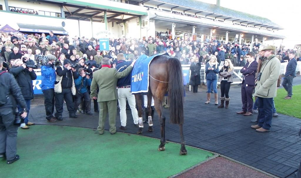 2013 Welsh Grand National winner