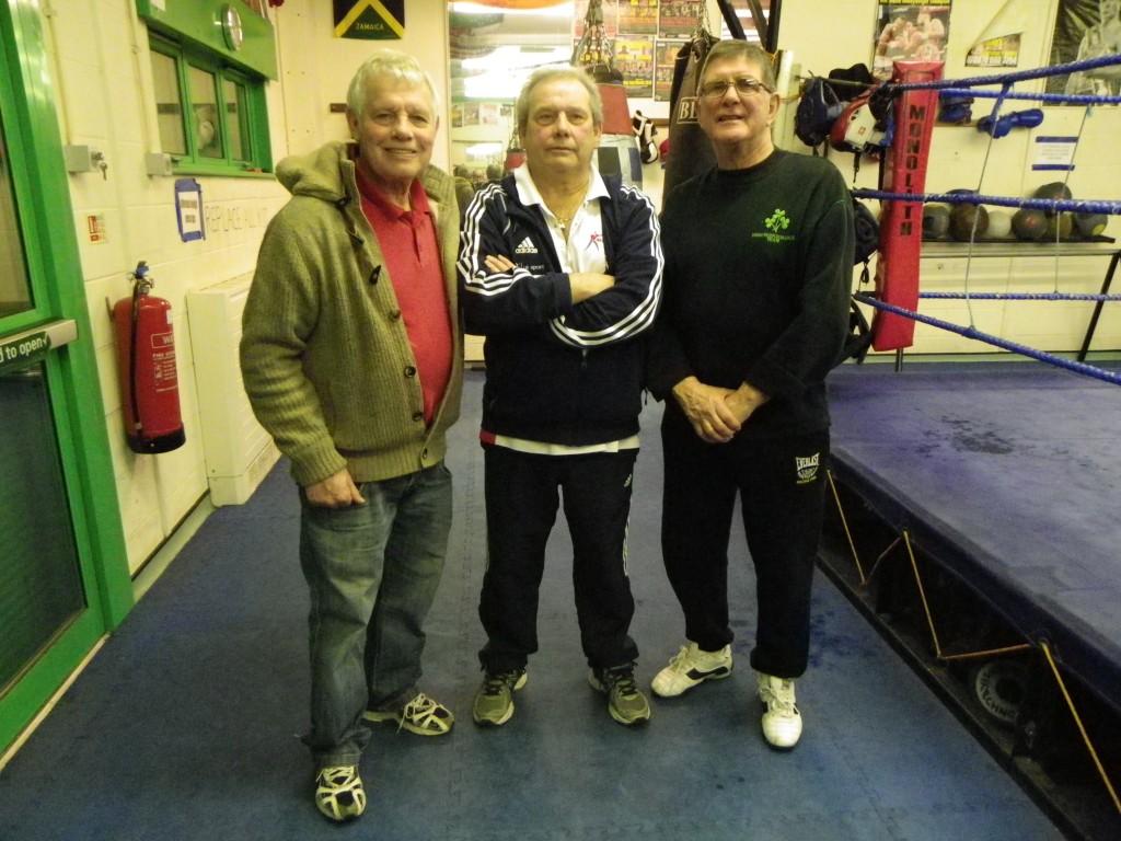 Gardiner, Morris and Bromfield